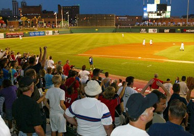 O'Brien Field - Home of the Peoria Chiefs