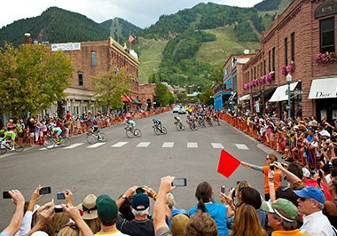 USA Pro Challenge in Aspen