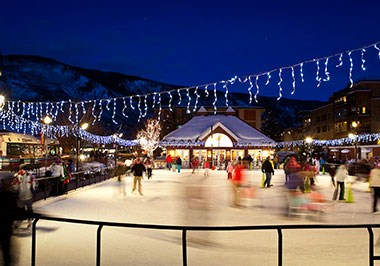 Aspen Outdoor Skating Rink
