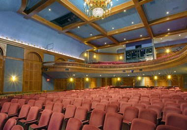 Wheeler Opera House Interior