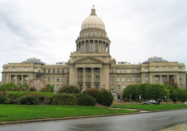 Idaho Capitol Boise