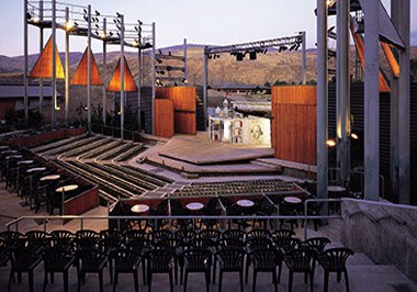 Idaho Shakespeare Festival Amphitheater