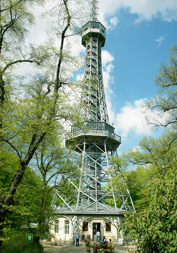 Petrin Observation Tower