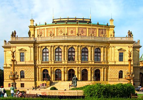 Rudolfinum, House of Artists