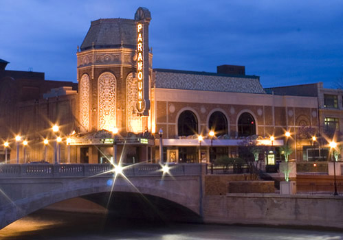 Paramount Arts Centre