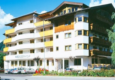 Alpenhotel Ramsauerhof Martin Eberharter