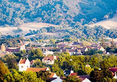 Solvang View