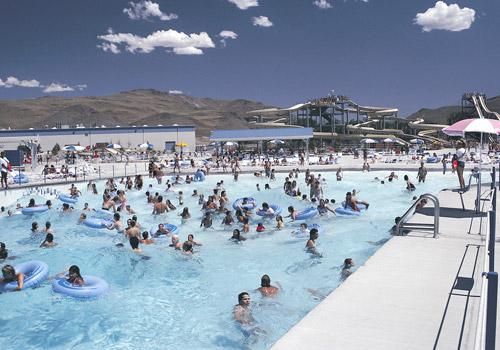 Wild Island Wave Pool