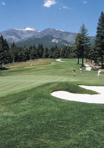Montreux Golf Course