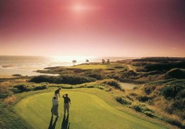 Newport Dunes Golf
