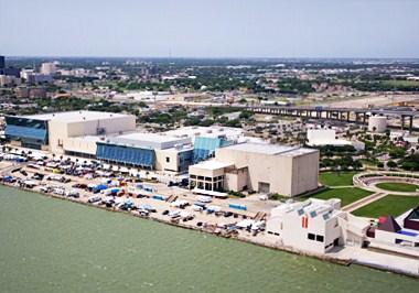 Corpus Christi Cityscape