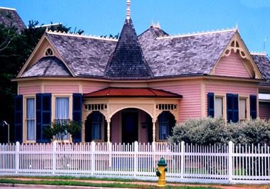 Britton Evans Centennial House