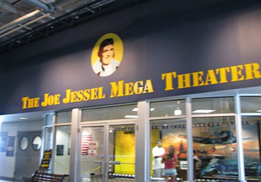 The Joe Jessel Mega Theater