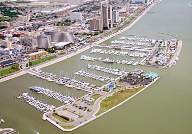 Corpus Christi Harbor
