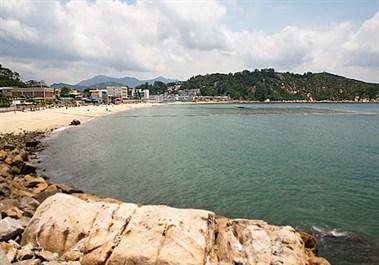 Cheung Chau Island Beach