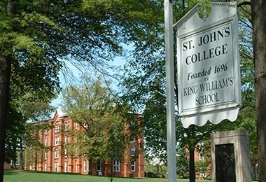 St. John's College Annapolis