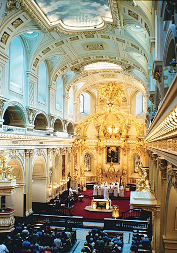 Basilique-Cathedrale Notre-Dame de Quebec
