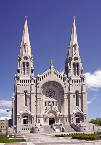 Basilica of Sainte-Anne-de-Beaupre