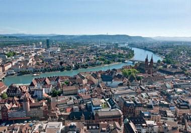 Basel Cityscape