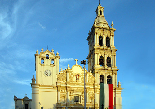 Monterrey Cathedral