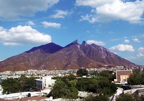 Monterrey Skyline