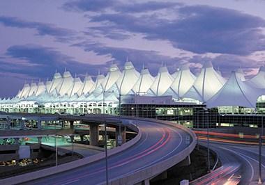Denver International Airport, CO
