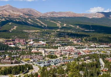 Breckenridge Skyline