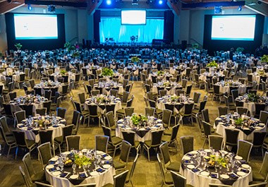 Whistler Conference Centre Ballroom