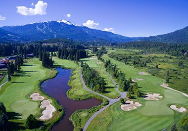 Whistler Golf Course