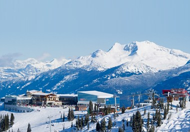 Whistler Mountain View