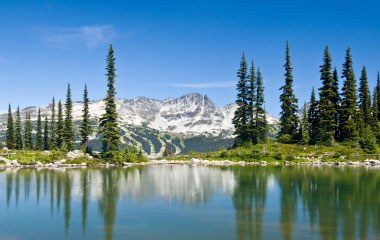 Harmony Lake