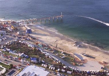 Nelson Mandela Bay Skyline