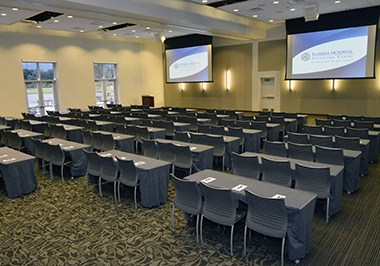 Florida Hospital Nicholson Center meeting space