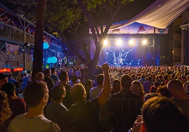 Jannus Live Concert-Venue, Downtown St. Petersburg