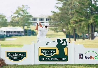 PGA Tour's Sanderson Farms Championship