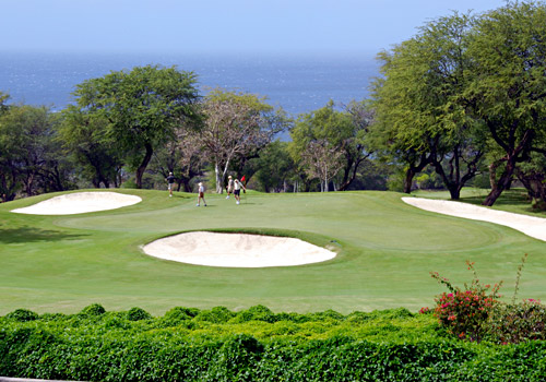 Emerald Course at Wailea Golf Club, Maui