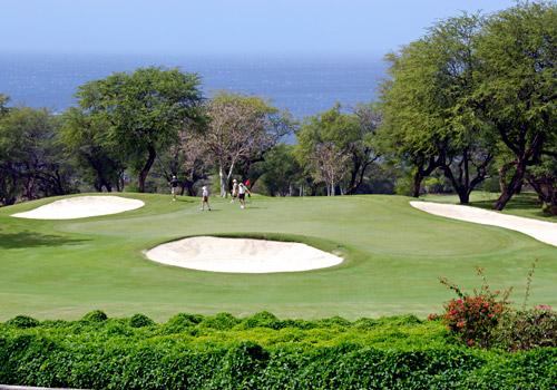 Emerald Course at Wailea Golf Club, Maui