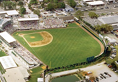 McKechnie Field, Home of the Pittsburgh Pirates