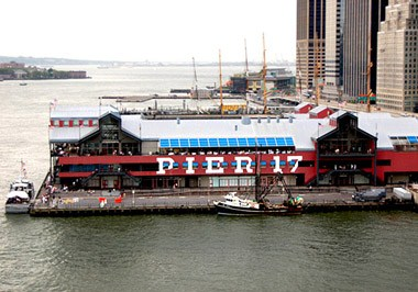 Pier 17 South Street