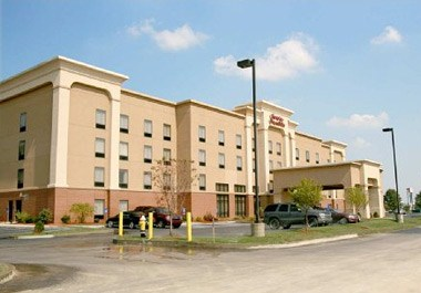 Hampton Inn Suites Dayton Vandalia