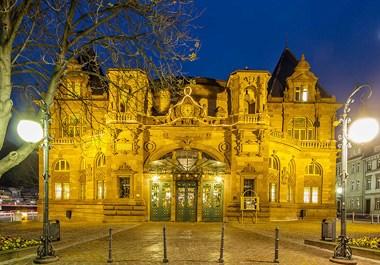 Kongresshaus Stadthalle Heidelberg