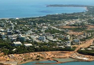 Darwin Cityscape