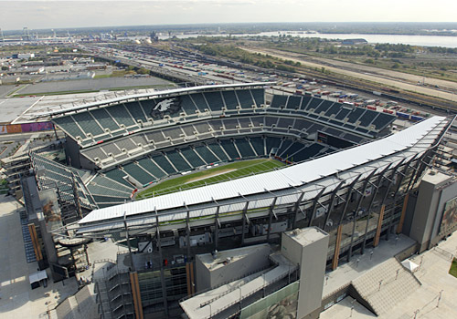 Lincoln Financial Field, Home of the Philadelphia