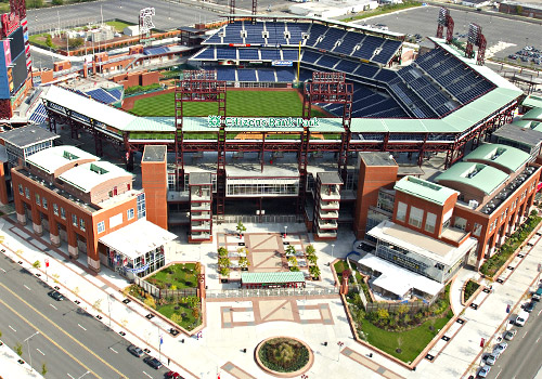 Citizens Bank Park, Home of the Philadelphia Phill