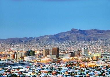 El Paso Cityscape