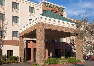Courtyard Roseville Galleria Mall/Creekside Ridge