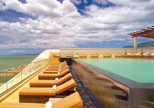 Hyatt Regency Trinidad Pool And Deck