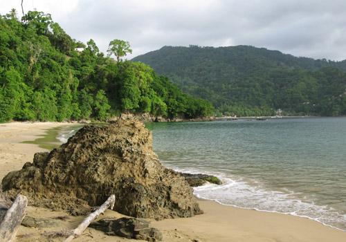 Pirate's Bay Tobago