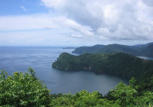 Maracas Bay From Trinidad