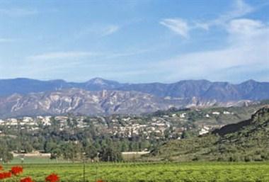 Camarillo cityscape